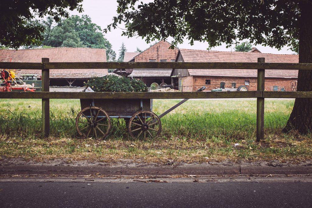Landwirtschaftsbetrieb in Fischerhude (Verden, Niedersachsen)