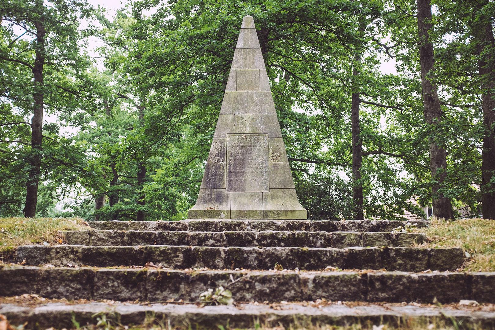 Denkmal in Fischerhude (Verden, Niedersachsen)