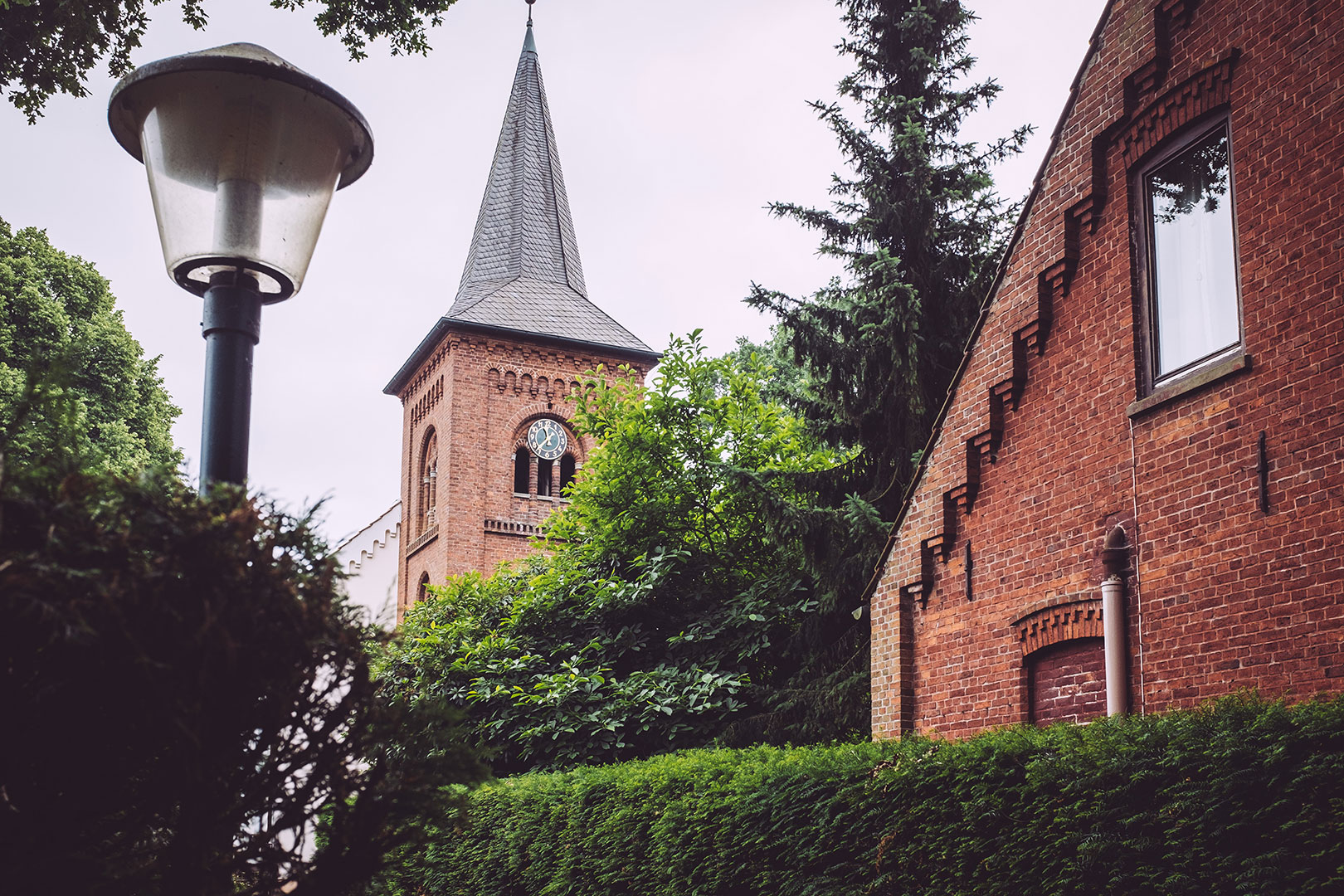 Kirche in Fischerhude (Verden, Niedersachsen)