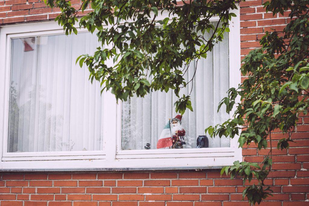 Fenster in Hassendorf (Sottrum, Niedersachsen)