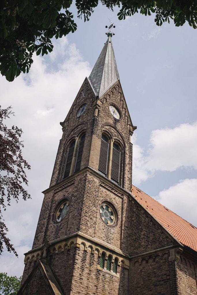 Kirche in Langwarden