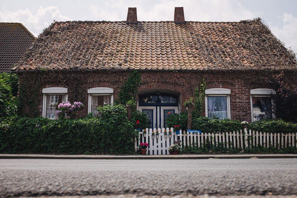 Altes Haus in Langwarden
