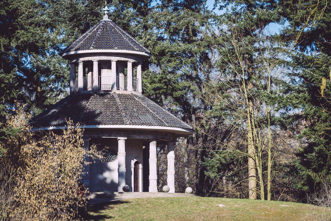 Bürgerpark Bremen Aussichtsturm Stadtwald