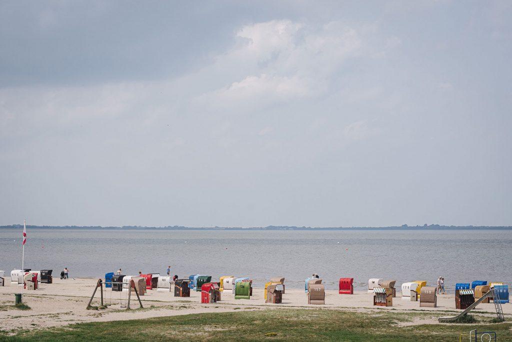 Strand in Dangast