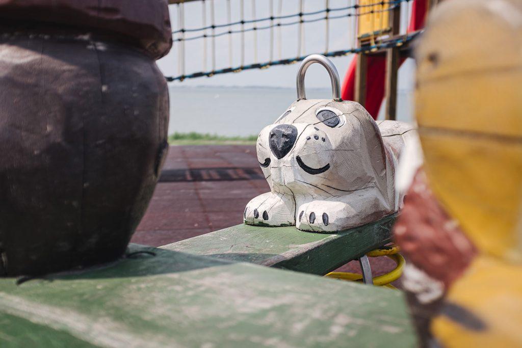 Spielplatz in Eckwarderhörne