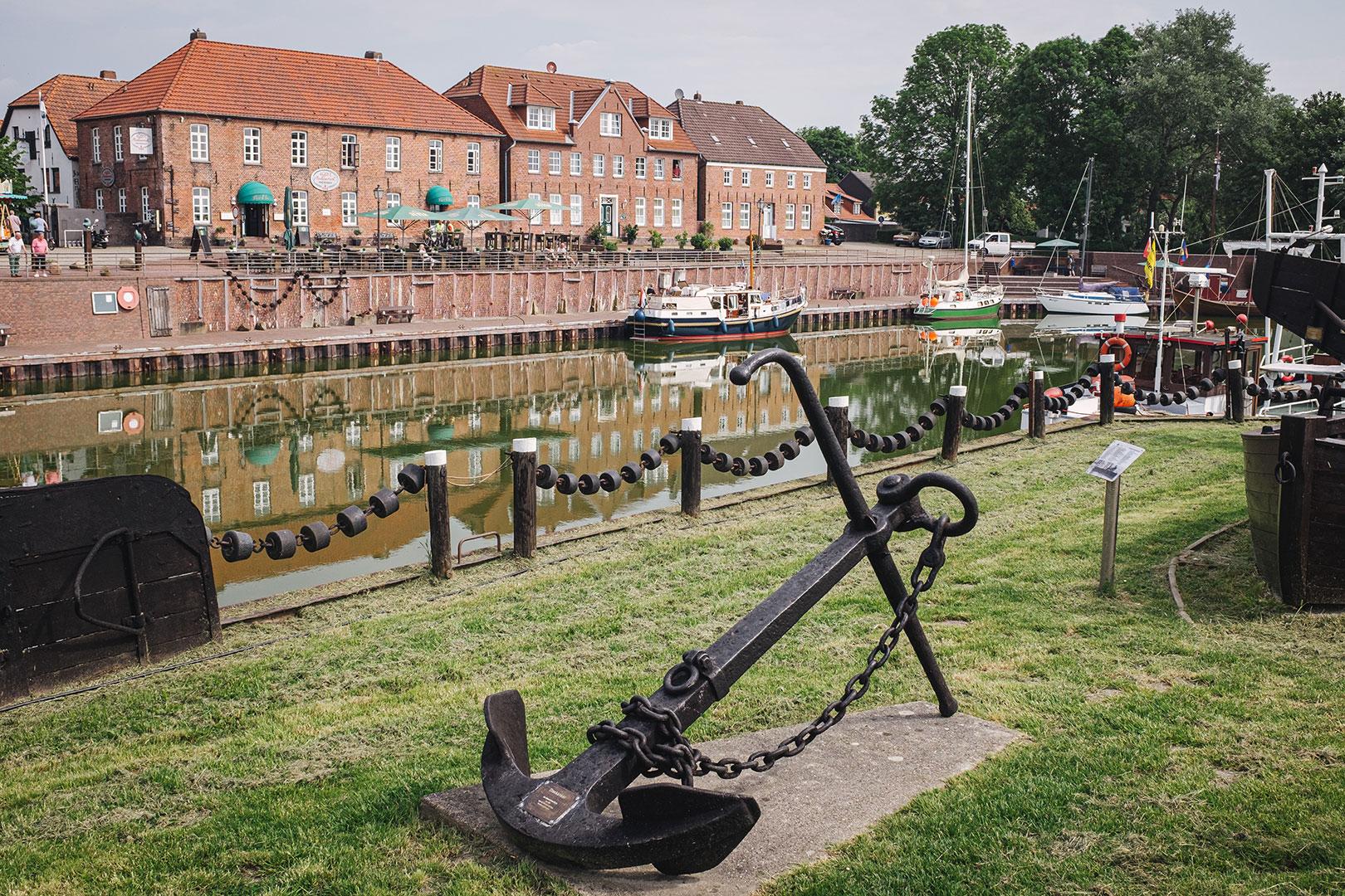 Hooksiel Hafen