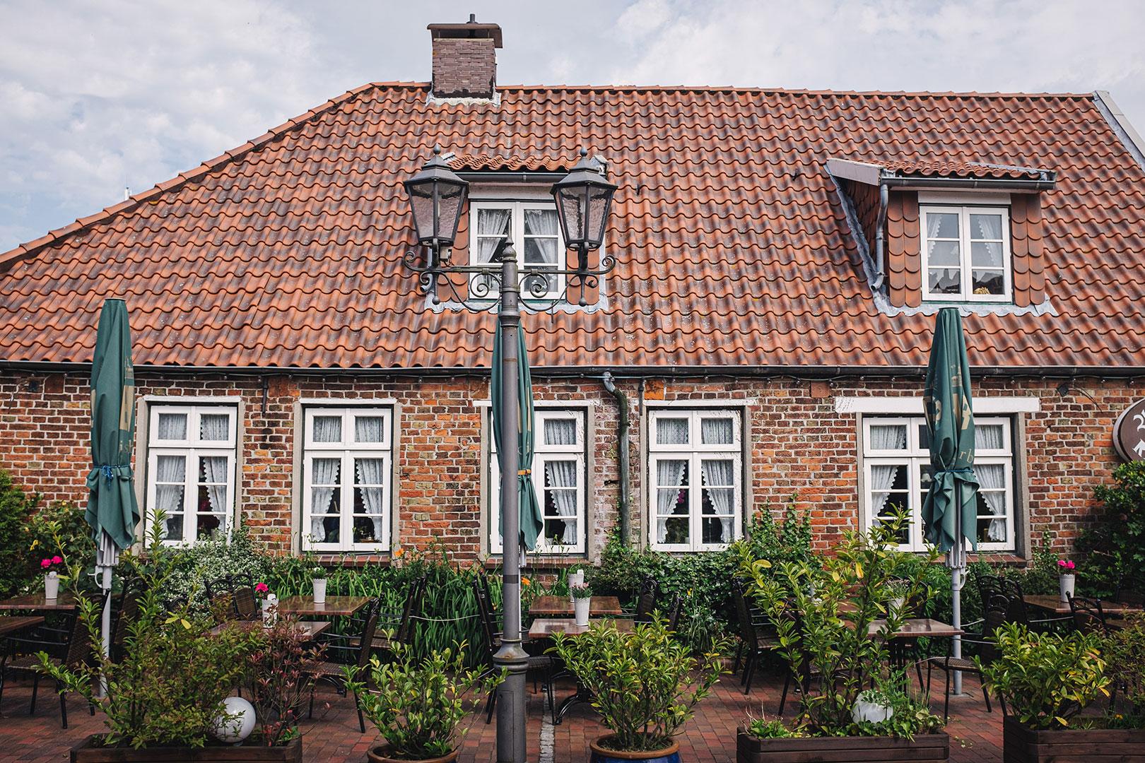 Haus in Hooksiel