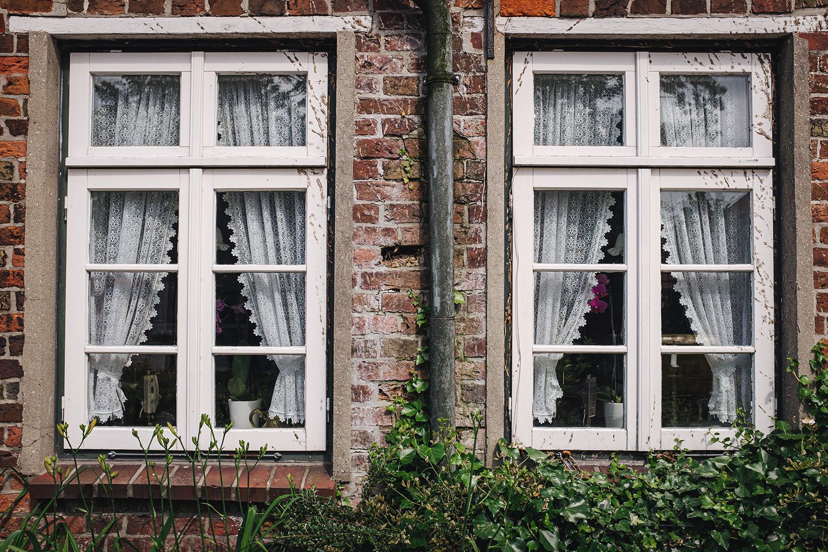 Fenster in Hooksiel