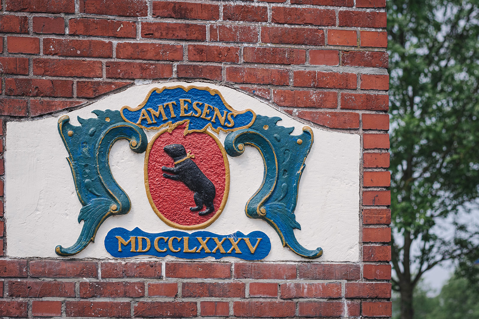 Wappen in Neuharlingersiel