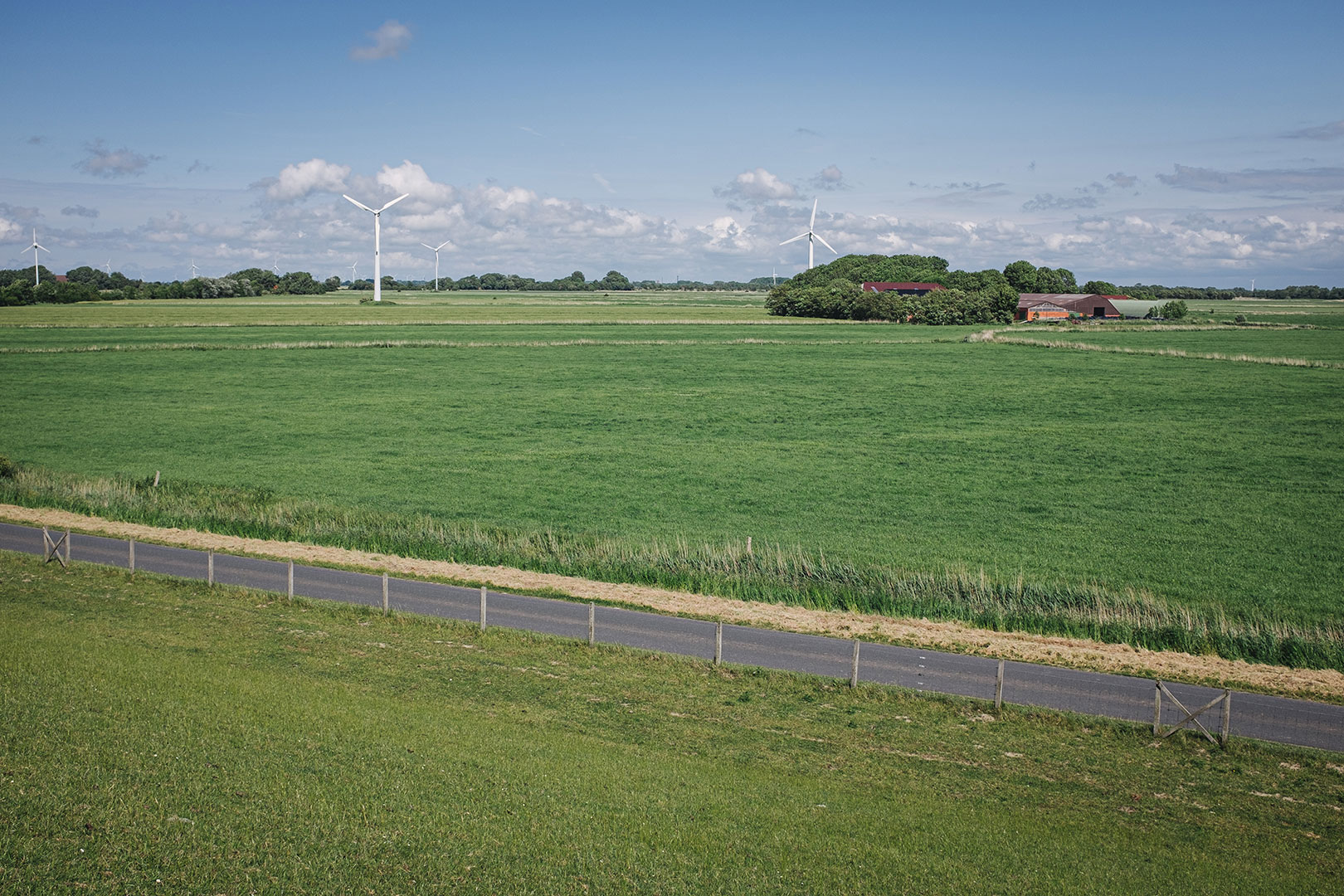Landschaft in Utlandshörn