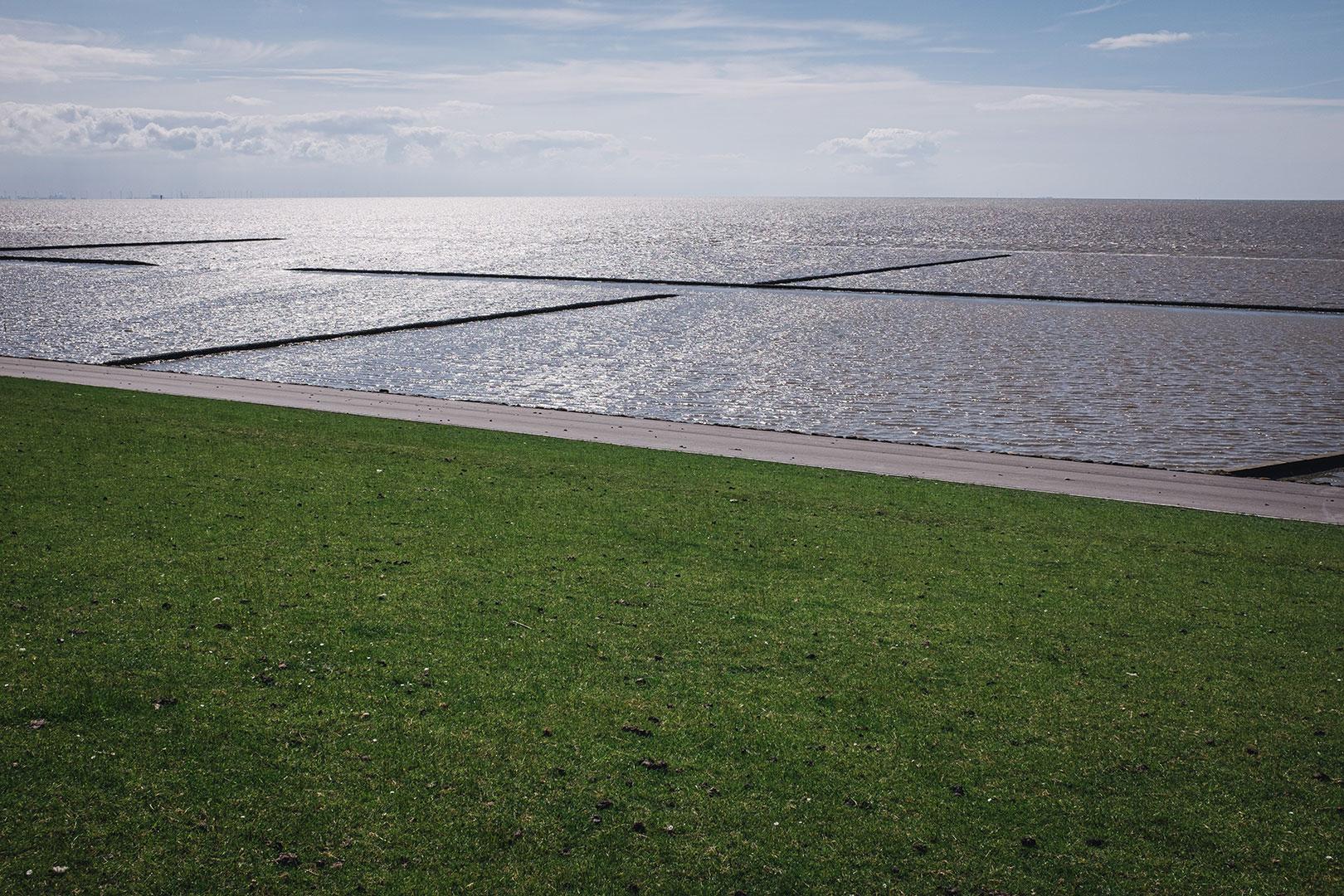 Nordsee bei Utlandshörn