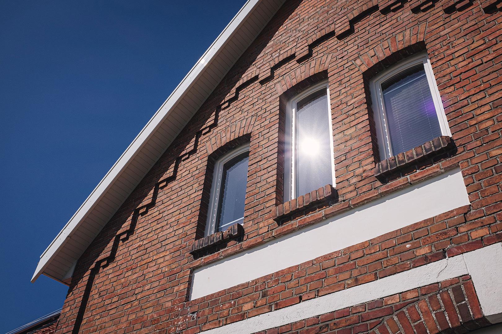 Hausecke Zollhaus Utlandshörn