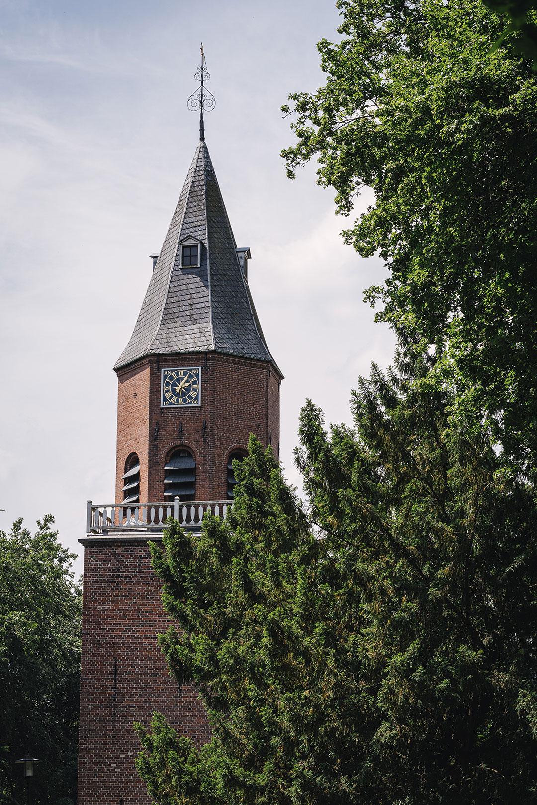 Kirche in Bellingwolde