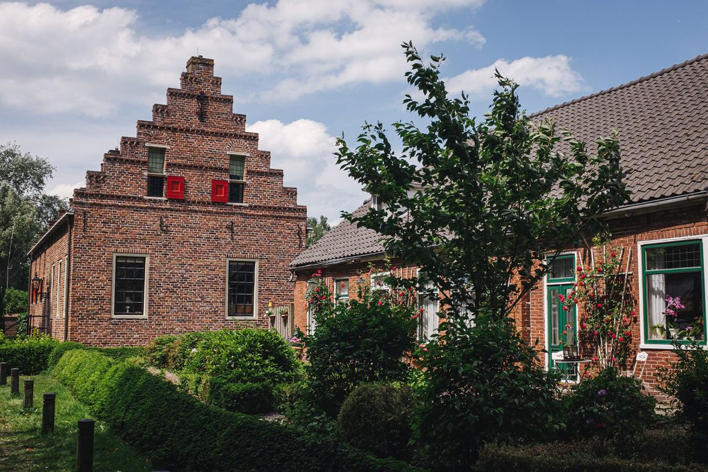Haus in Bellingwolde