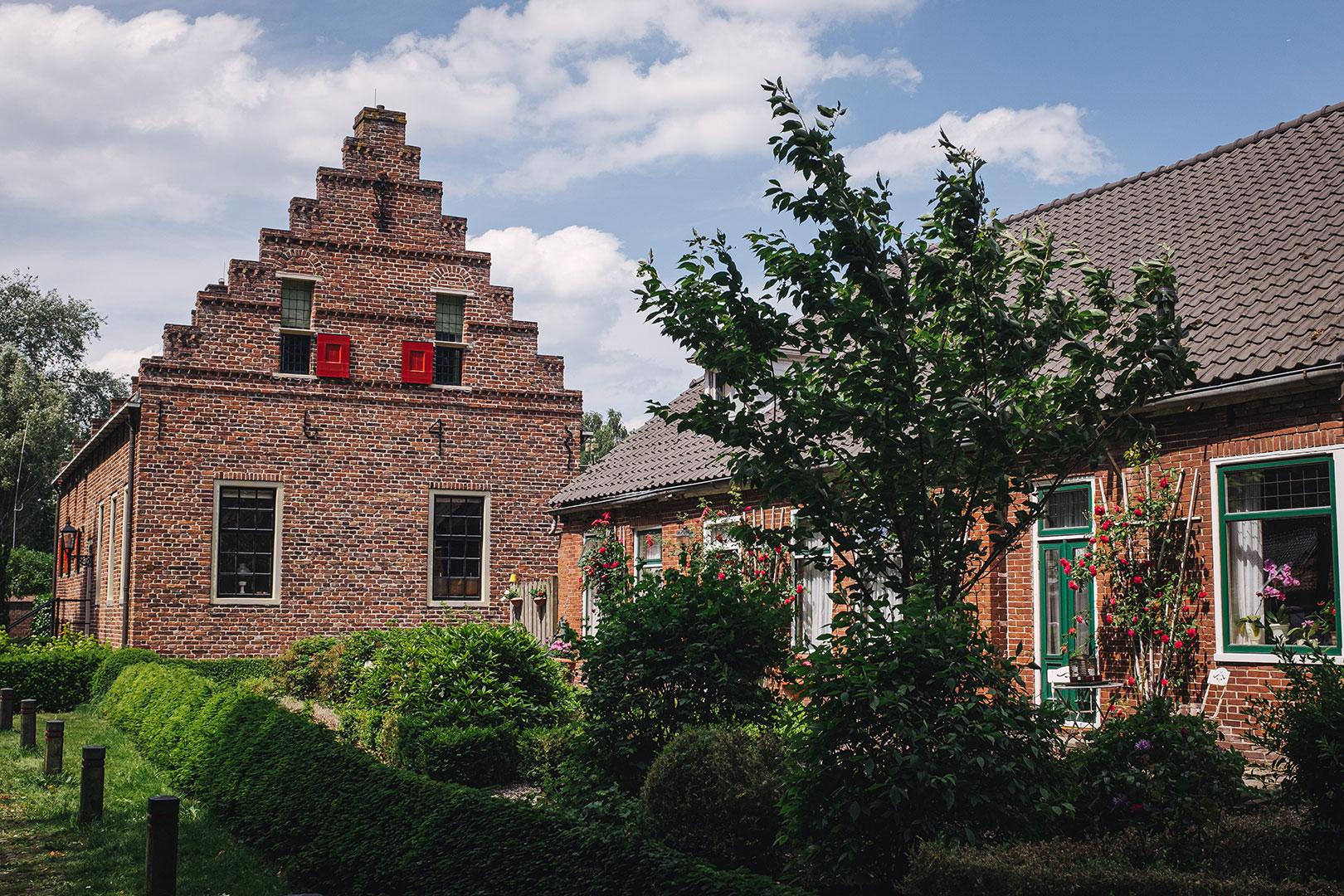 Haus in Bellingwolde