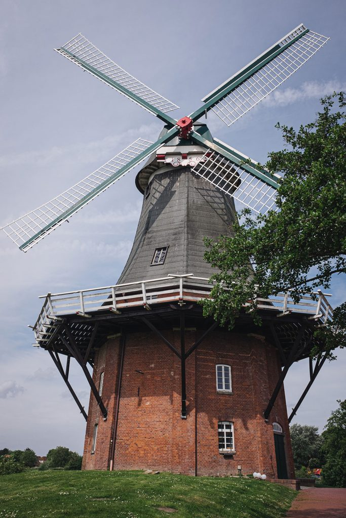 Mühle in Greetsiel