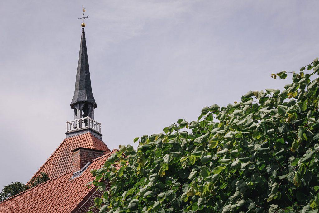 Kirche in Rysum
