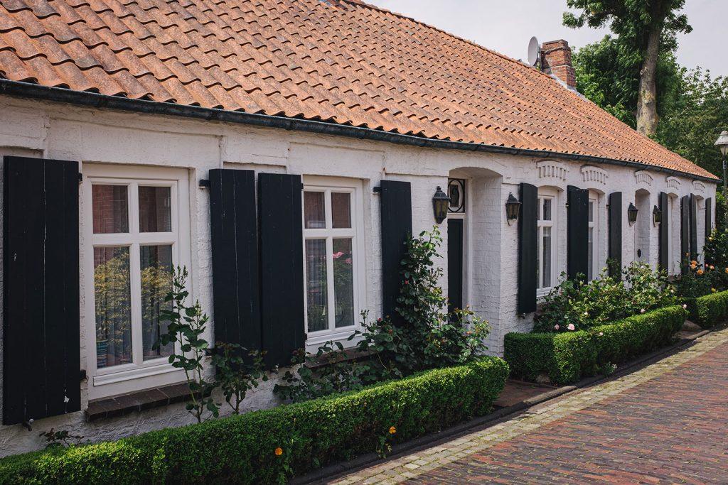 Ältestes Wohnhaus in Rysum