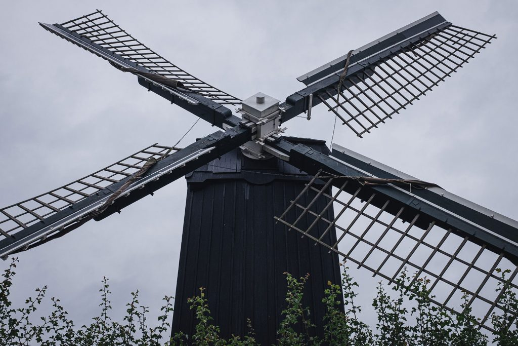 Mühle in Bourtange
