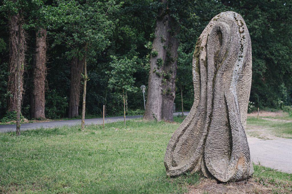 Skulptur vor dem Kloter Frenswegen