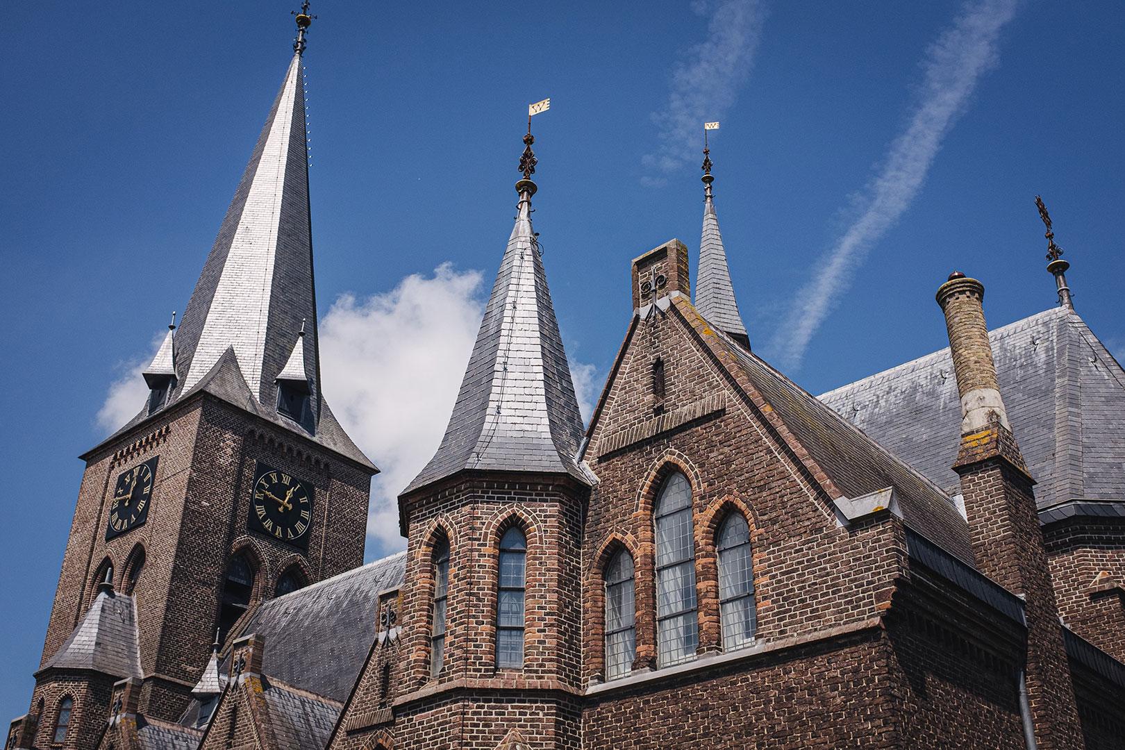 Kirche in Netterden