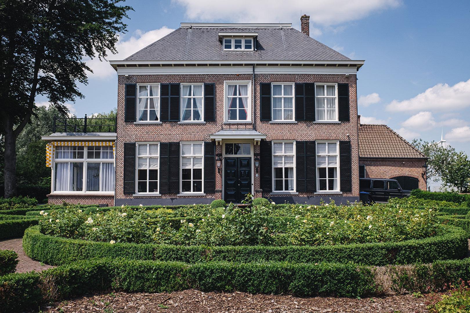 Anwesen in Netterden