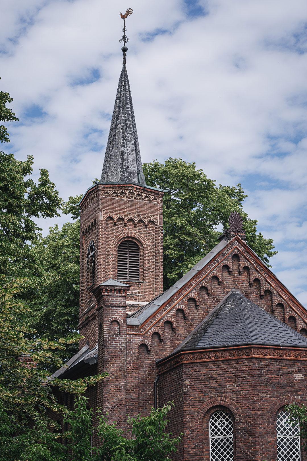 Kirche in Suderwick