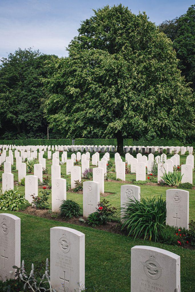 Reichswald Forest War Cemetery 1939-1945
