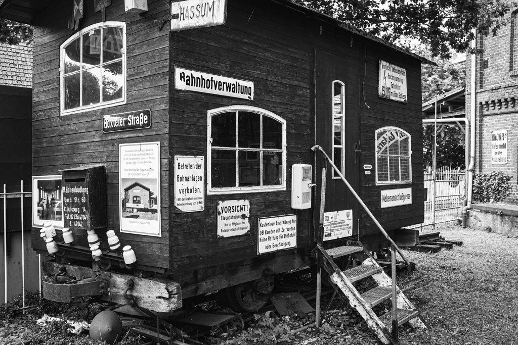 Wagon der Viller Mühle