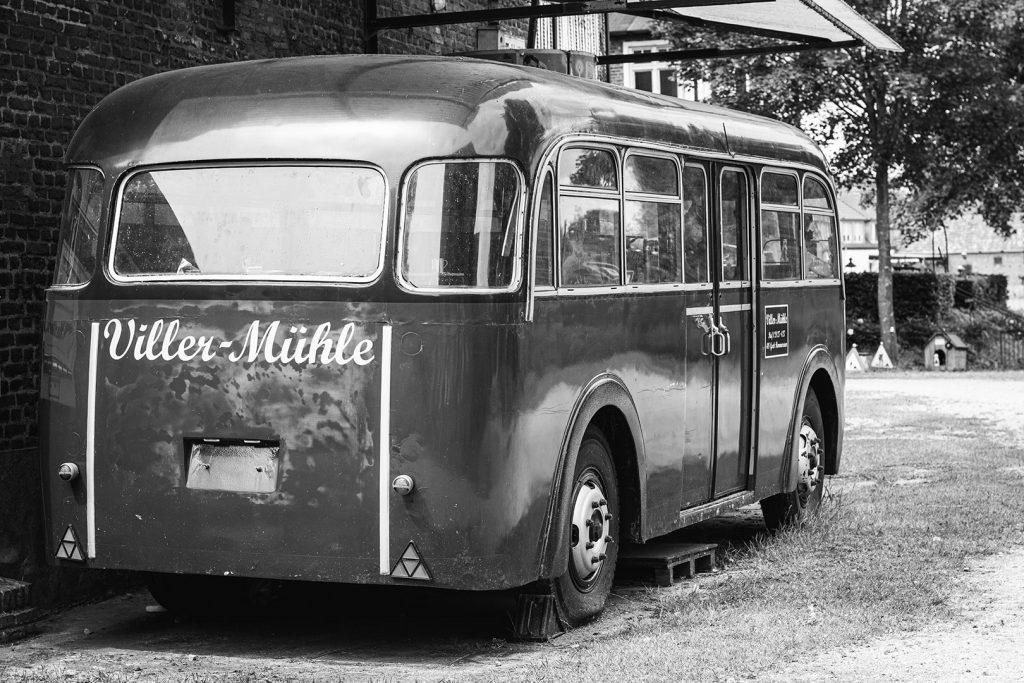 Alter Bus der Viller Mühle