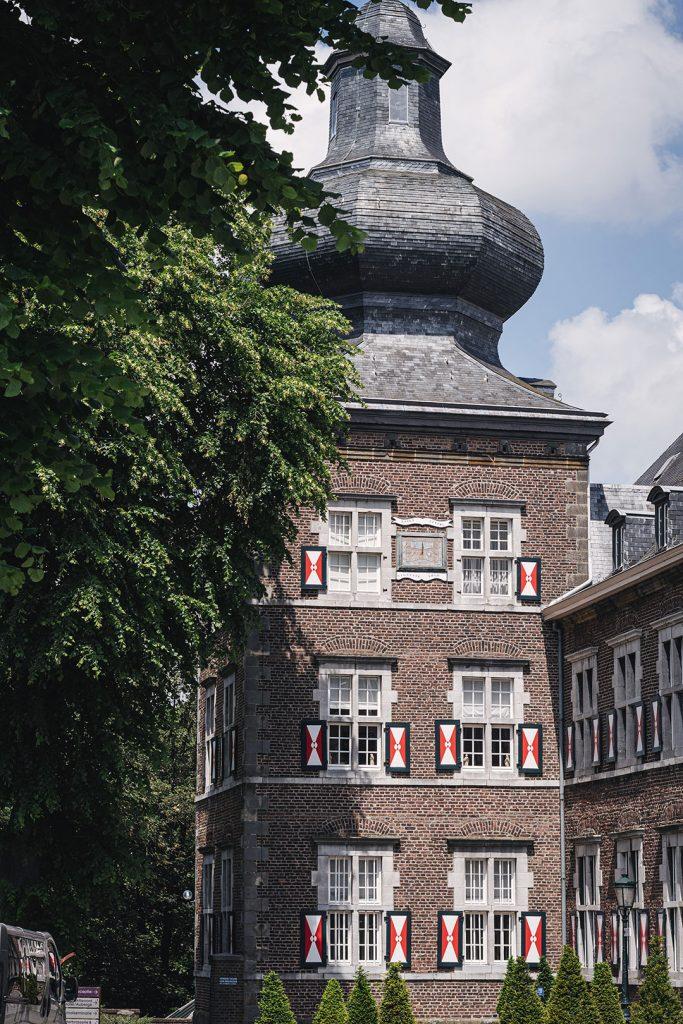 Gebäudeteil des Kloster Rolduc