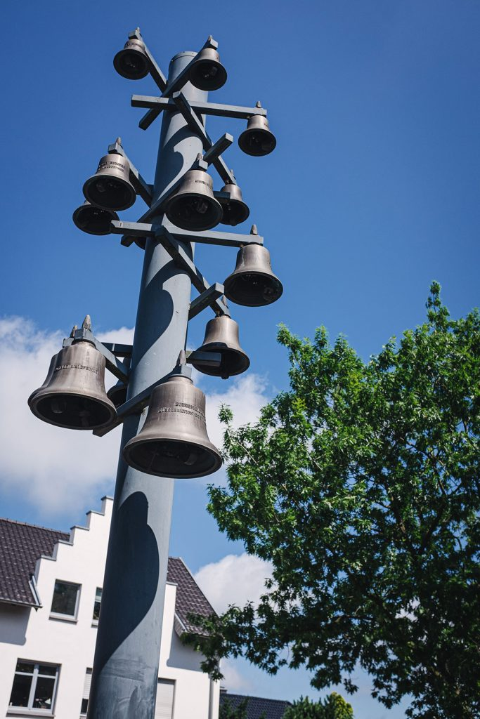 Glockenturm in Waldfeucht