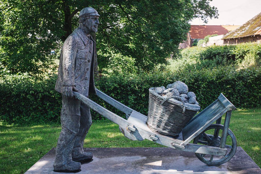 Denkmal-Skulptur in Waldfeucht
