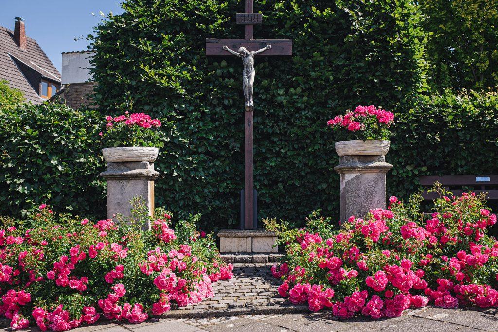 Jesus-Kreuz in Waldfeucht