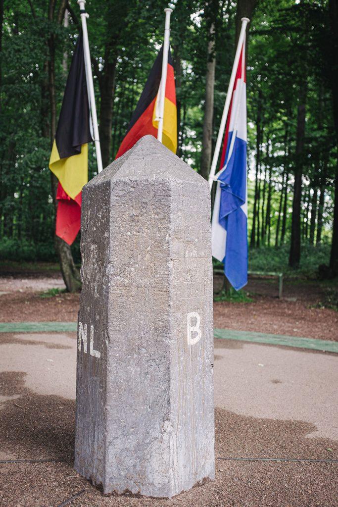 Dreiländereck Deutschland-Niederlande-Belgien