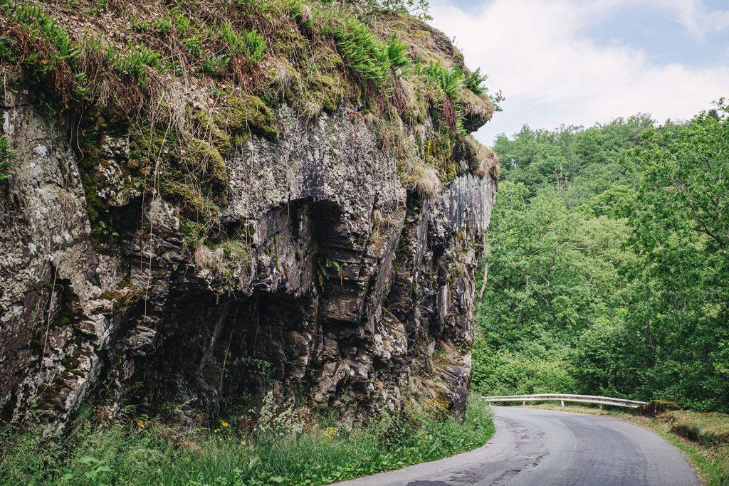 Rittersprung in Ouren