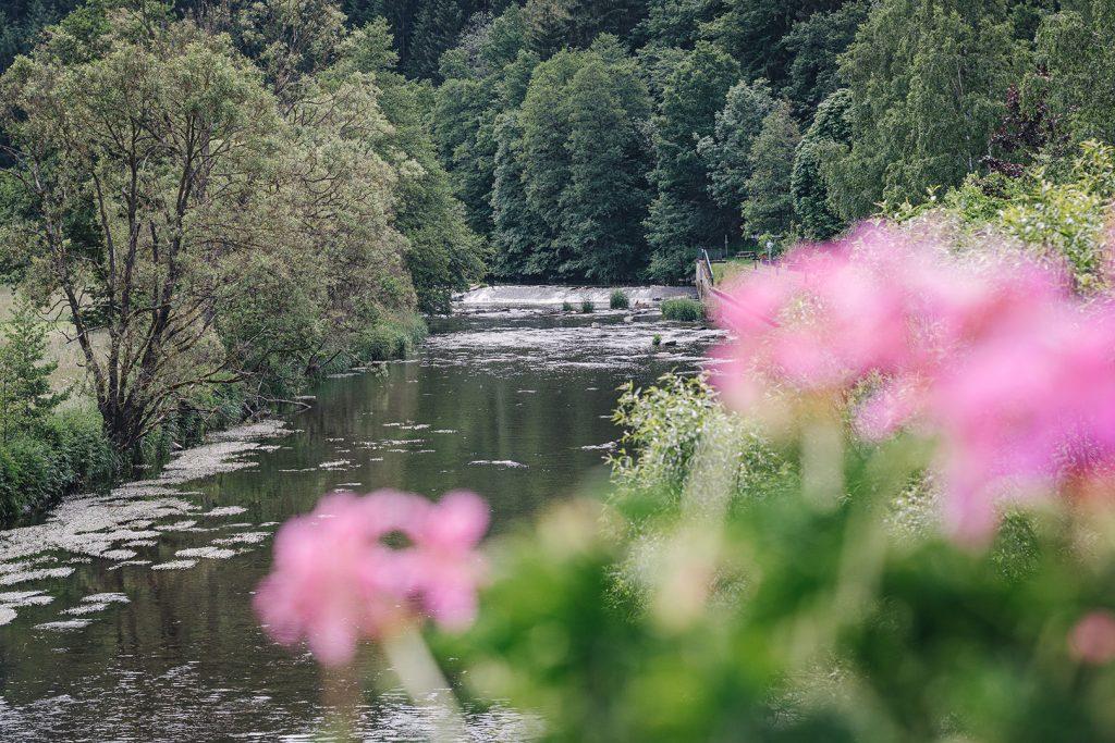 Fluss in Ouren