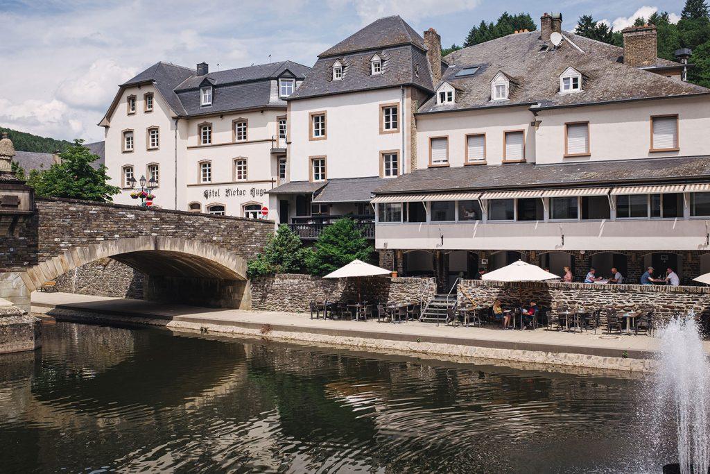 Hotel Victor Hugo in Vianden