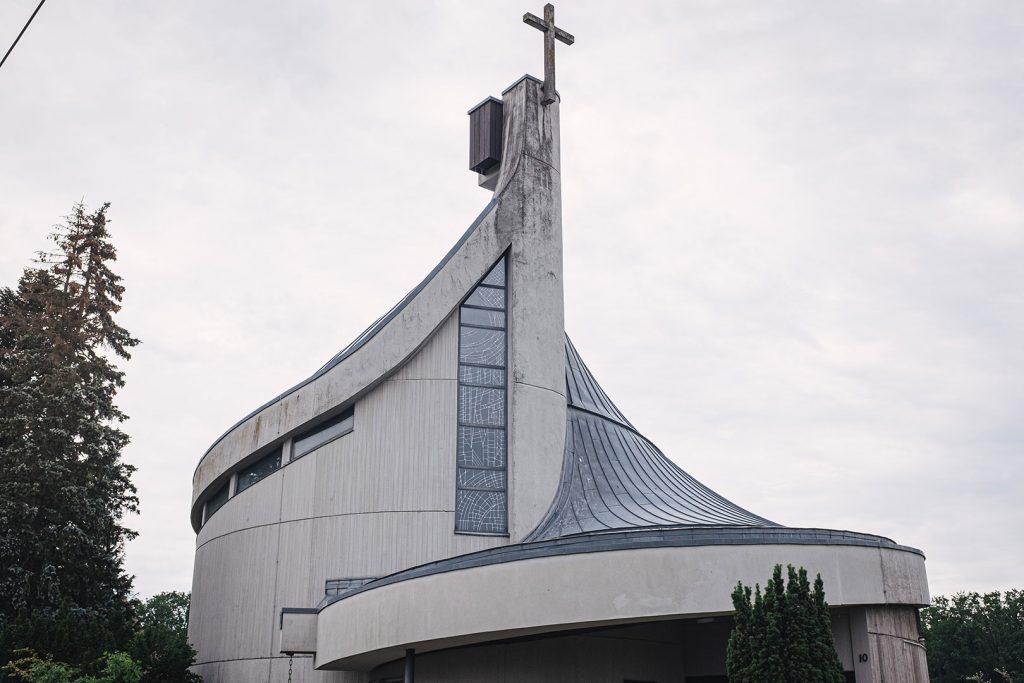 Kirche in Ludwigswinkel