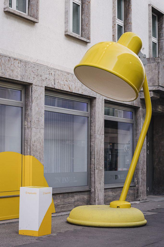 Kunst in Karlsruhe