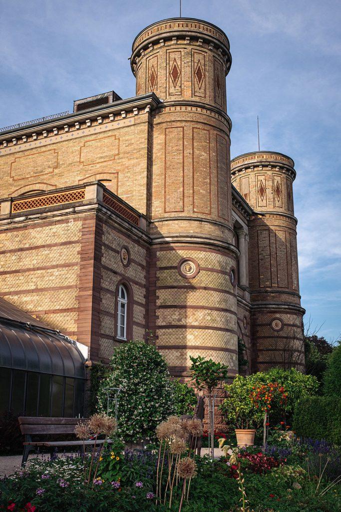 Torhaus in Karlsruhe