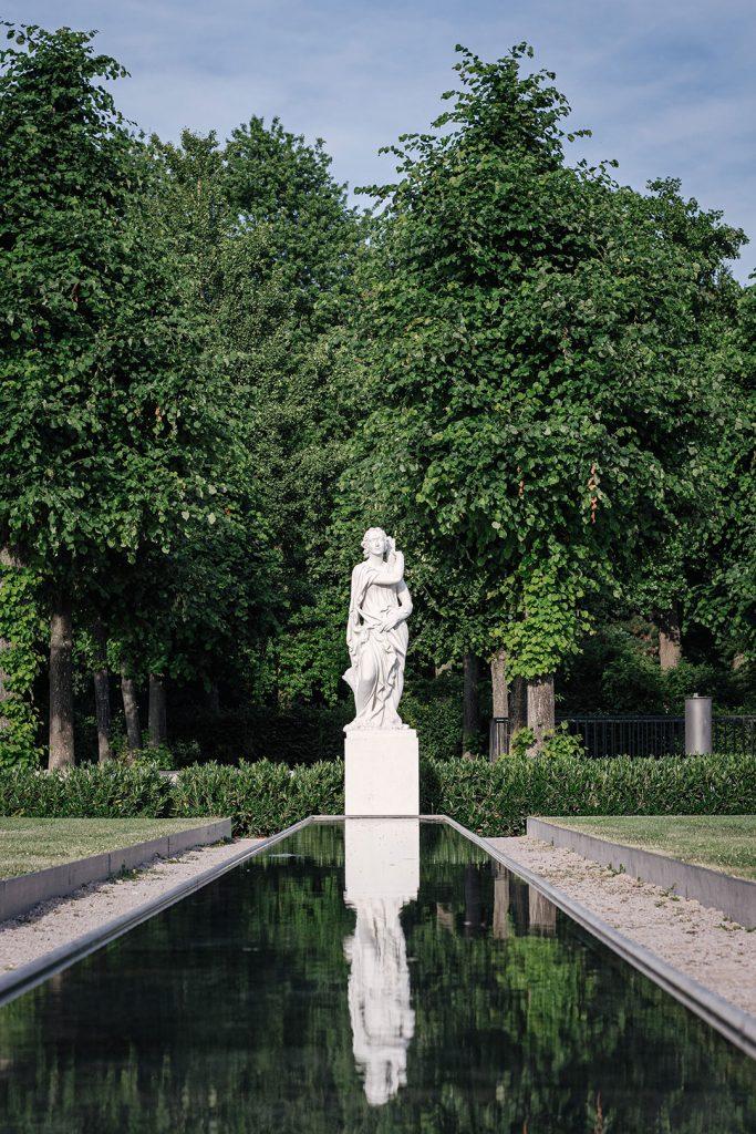 Skulptur in Karlsruhe
