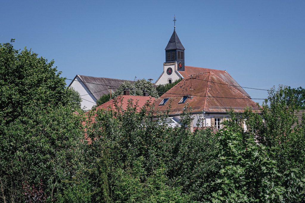 Kirche in Munchhausen