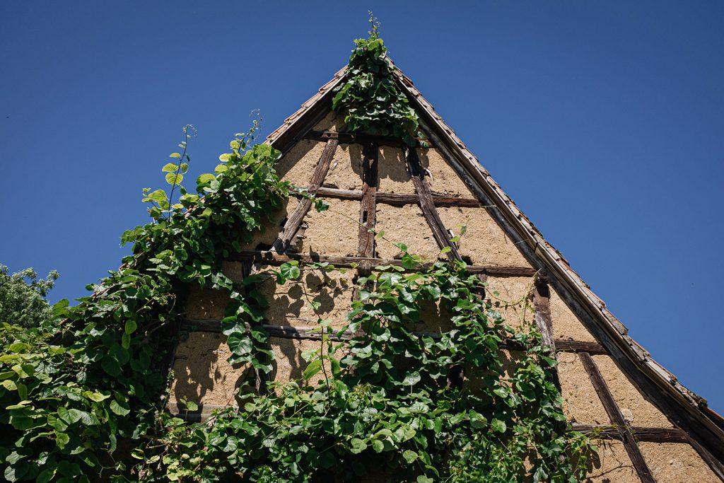 Altes Haus in Munchhausen