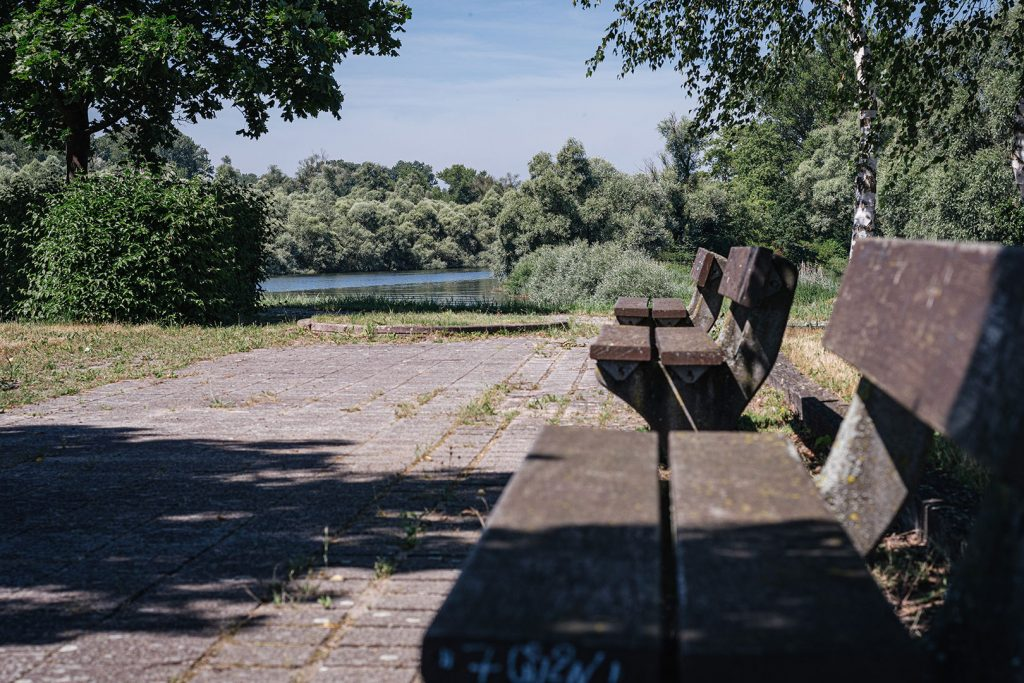 Sitzbänke in Munchhausen