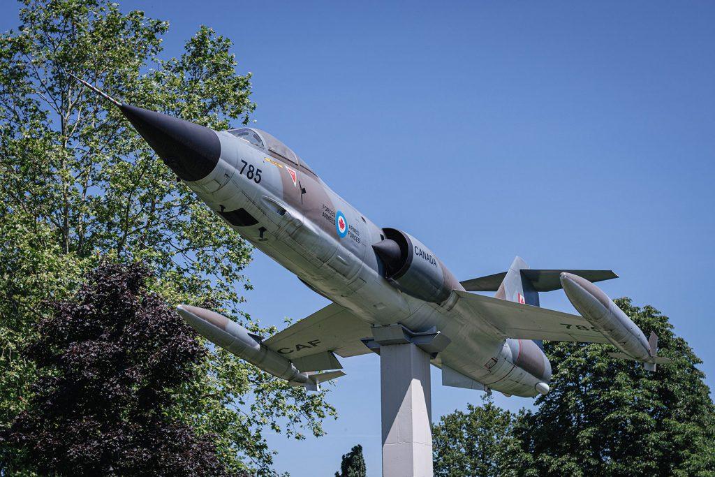 CAF Starfighter Canada in Söllingen