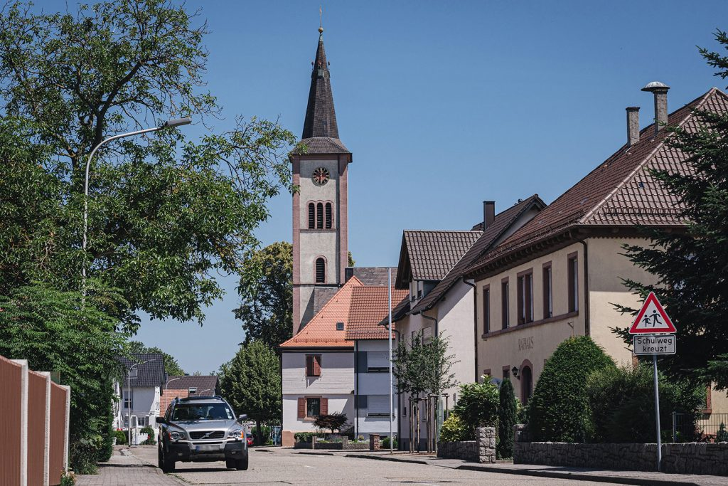 Kirche in Söllingen