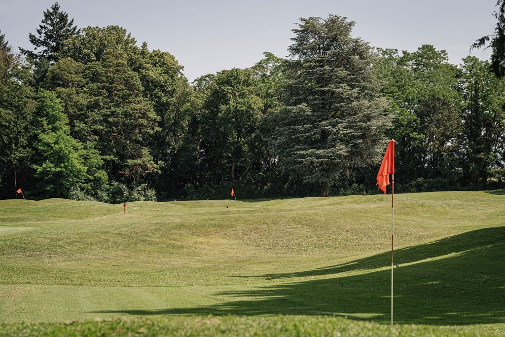 Golfplatz in Hombourg