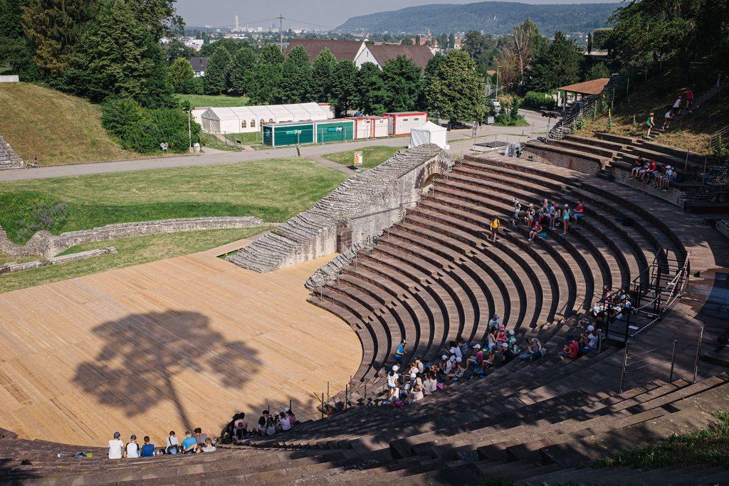 Römisches Theater in Augst