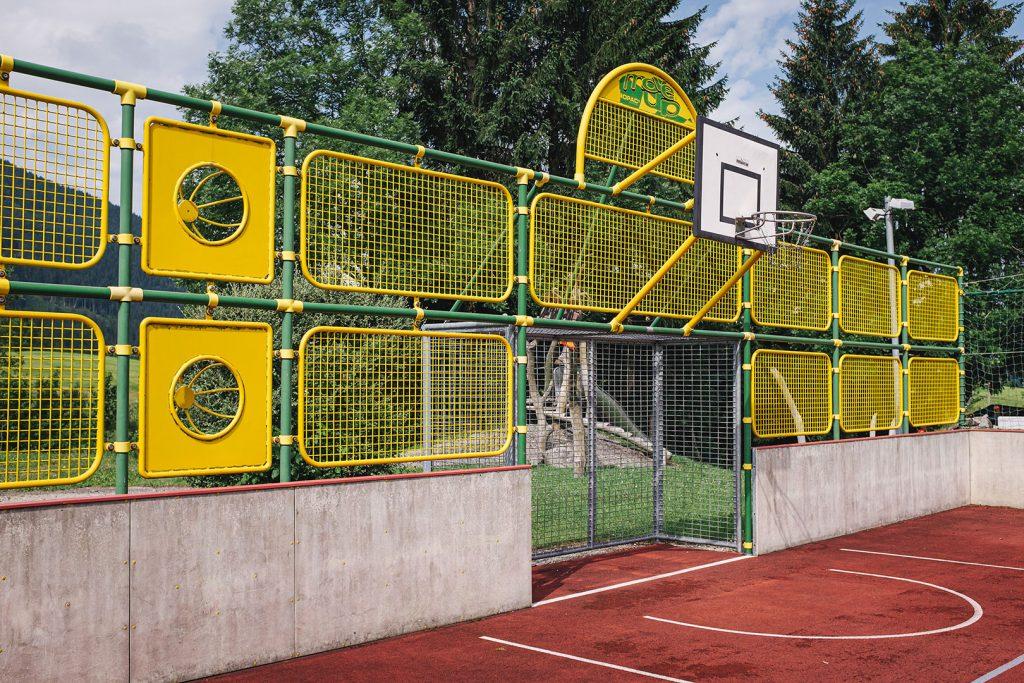 Ballplatz in Jungholz